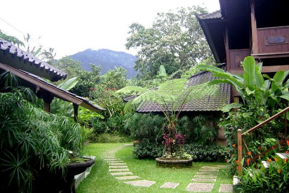 Beautiful Bali Mountain Retreat
